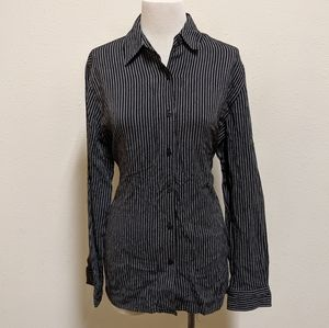 Jones new York sport button down shirt size small